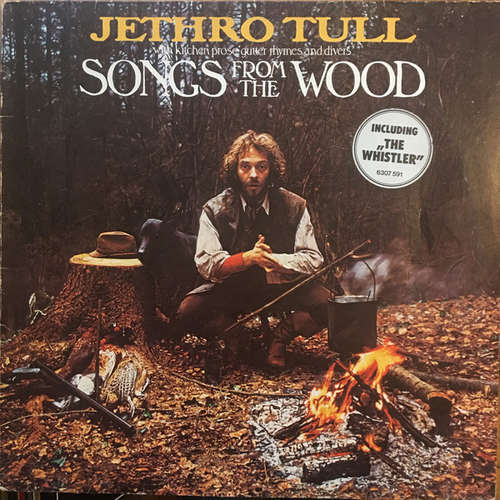 Bild Jethro Tull - Songs From The Wood (LP, Album, RP) Schallplatten Ankauf