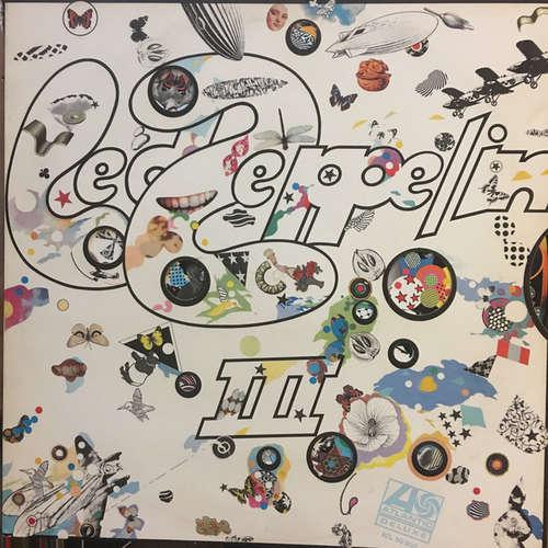 Bild Led Zeppelin - Led Zeppelin III (LP, Album, RE) Schallplatten Ankauf