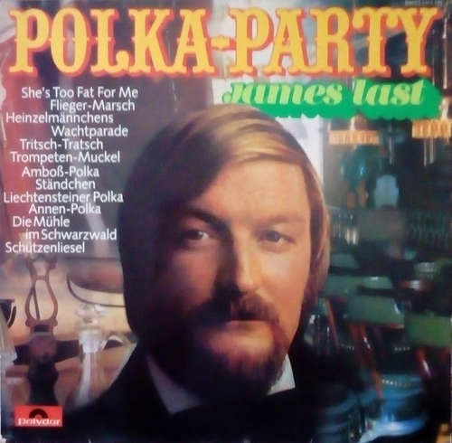 Cover James Last - Polka-Party (LP, Album, RE) Schallplatten Ankauf