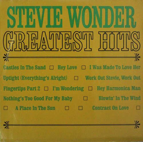 Bild Stevie Wonder - Greatest Hits (LP, Comp) Schallplatten Ankauf