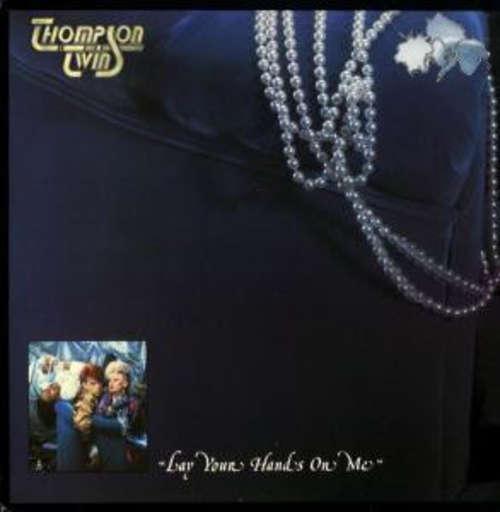 Bild Thompson Twins - Lay Your Hands On Me (12, Single) Schallplatten Ankauf