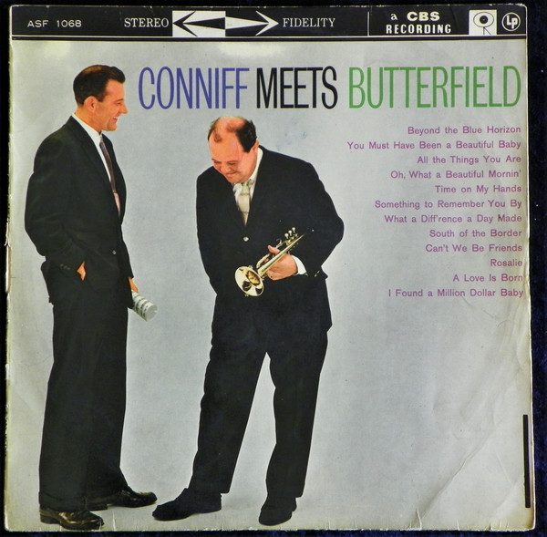Bild Ray Conniff Meets Billy Butterfield - Conniff Meets Butterfield (LP, Album) Schallplatten Ankauf