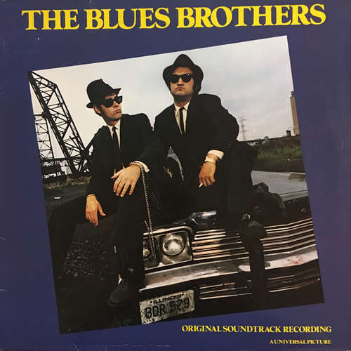 Cover The Blues Brothers - The Blues Brothers (Original Soundtrack Recording) (LP, Album, RE) Schallplatten Ankauf