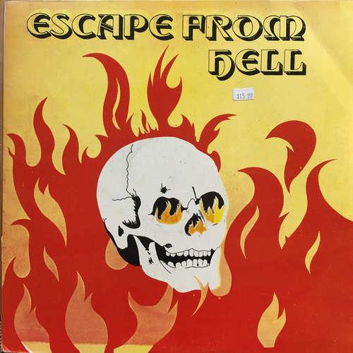 Bild Tappa Zukie* - Escape From Hell (LP, Album, RE) Schallplatten Ankauf