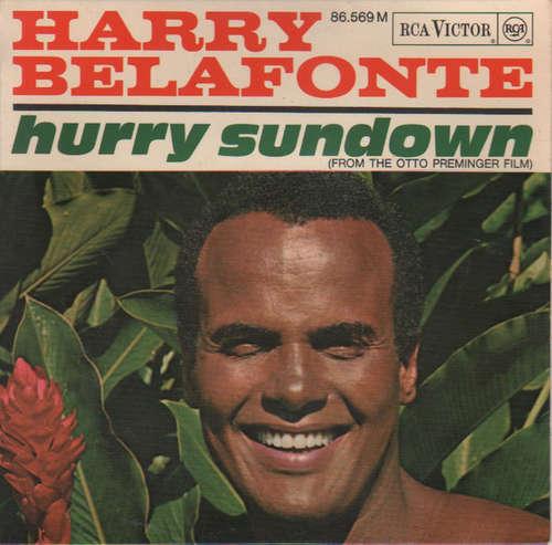 Cover zu Harry Belafonte - Hurry Sundown (7, EP) Schallplatten Ankauf