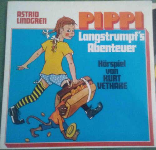 Bild Astrid Lindgren - Pippi Langstrumpf's Abenteuer (LP, Comp, Club) Schallplatten Ankauf