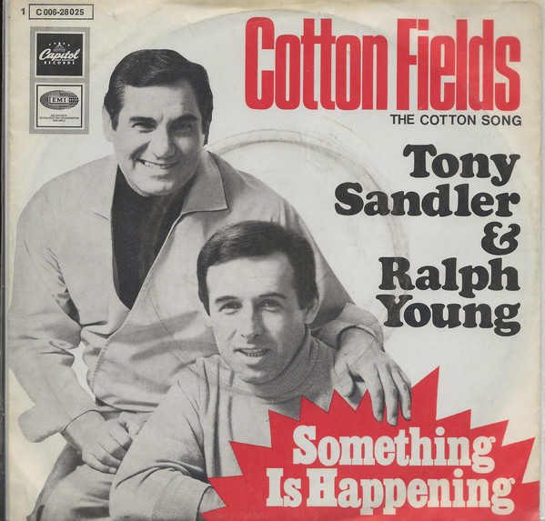 Cover Tony Sandler & Ralph Young* - Cotton Fields (7) Schallplatten Ankauf