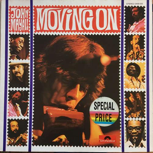 Cover zu John Mayall - Moving On (LP, Album, RE) Schallplatten Ankauf