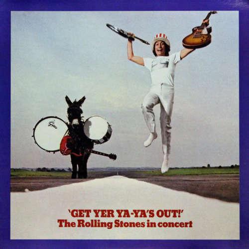 Cover The Rolling Stones - Get Yer Ya-Ya's Out (LP, RE) Schallplatten Ankauf