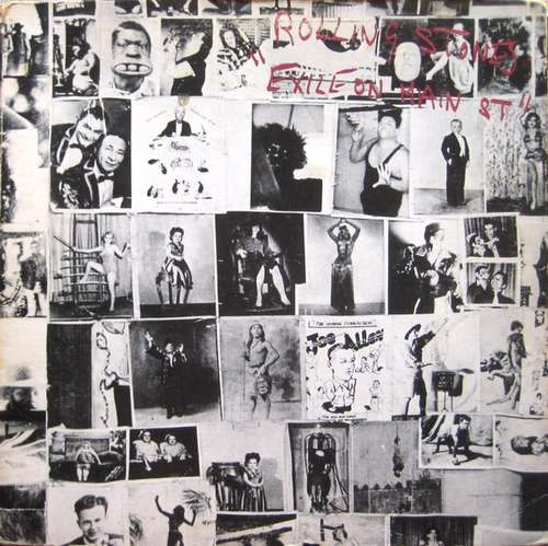 Cover Rolling Stones* - Exile On Main St (2xLP, Album, RE) Schallplatten Ankauf
