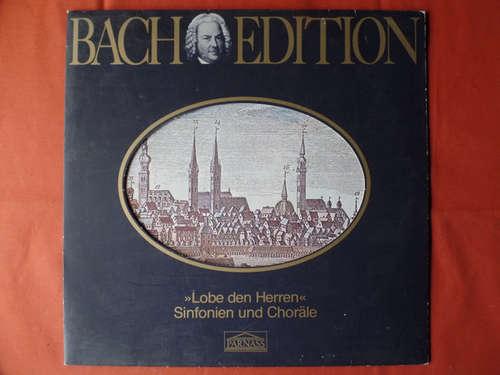 Cover zu Johann Sebastian Bach - Bach Edition Lobe den Herren, Sinfonien und Choräle (12, Comp) Schallplatten Ankauf