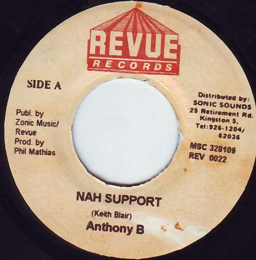 Bild Anthony B - Nah Support (7) Schallplatten Ankauf