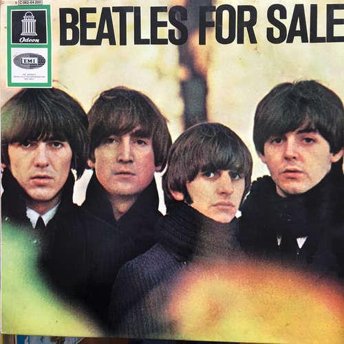 Cover The Beatles - Beatles For Sale (LP, Album) Schallplatten Ankauf