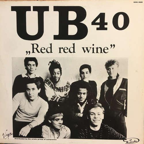 Cover UB40 - Red Red Wine (12) Schallplatten Ankauf