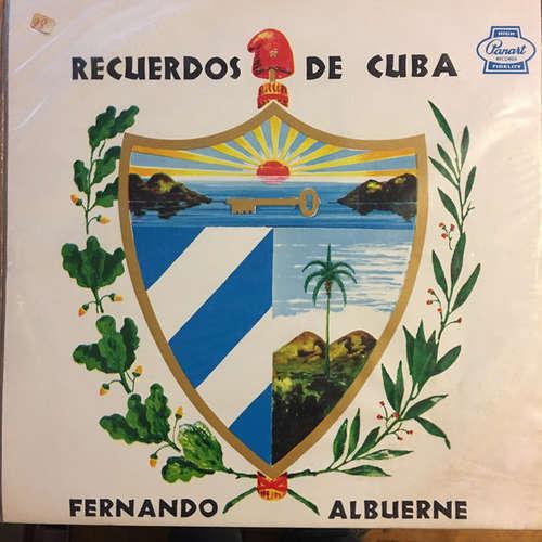 Bild Fernando Albuerne Con El Trio Los Cubanitos - Recuerdos De Cuba (LP, Album) Schallplatten Ankauf
