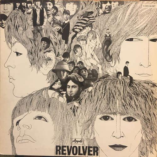 Cover zu The Beatles - Revolver (LP, Album, RE, Fre) Schallplatten Ankauf
