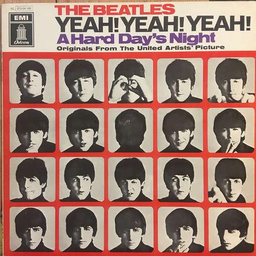 Cover The Beatles - A Hard Day's Night (LP, Album) Schallplatten Ankauf