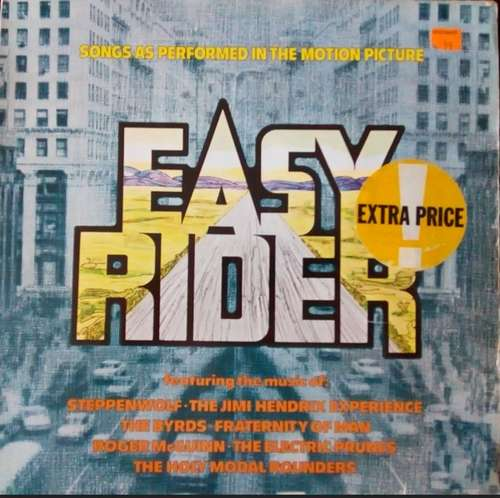 Bild Various - Easy Rider (Songs As Performed In The Motion Picture) (LP, Comp, RE) Schallplatten Ankauf