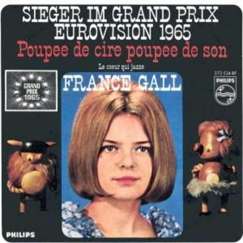 Bild France Gall - Poupée De Cire Poupée De Son (7, Single, Mono) Schallplatten Ankauf