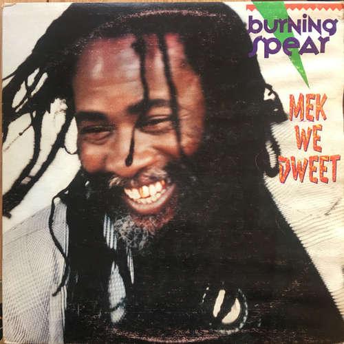 Cover Burning Spear - Mek We Dweet (LP, Album) Schallplatten Ankauf