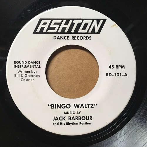 Cover Bill Castner, Jack Barbour And His Rhythm Rustlers - Bingo Waltz (7) Schallplatten Ankauf