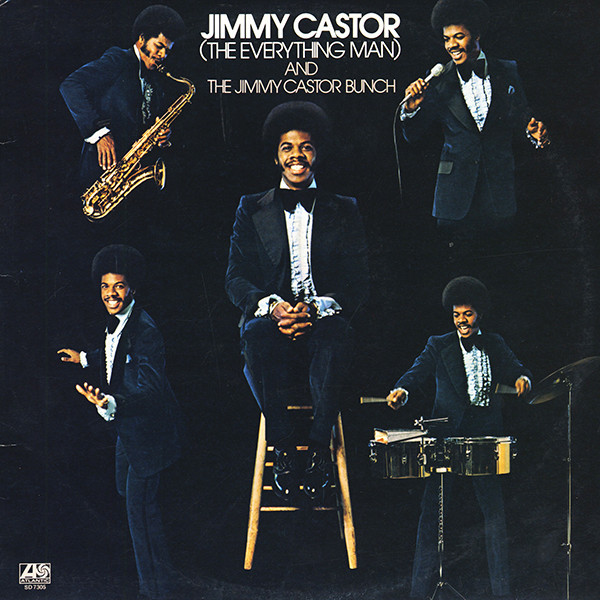 Cover zu Jimmy Castor ( The Everything Man ) And The Jimmy Castor Bunch - Jimmy Castor (The Everything Man) And The Jimmy Castor Bunch (LP, Album, Pre) Schallplatten Ankauf