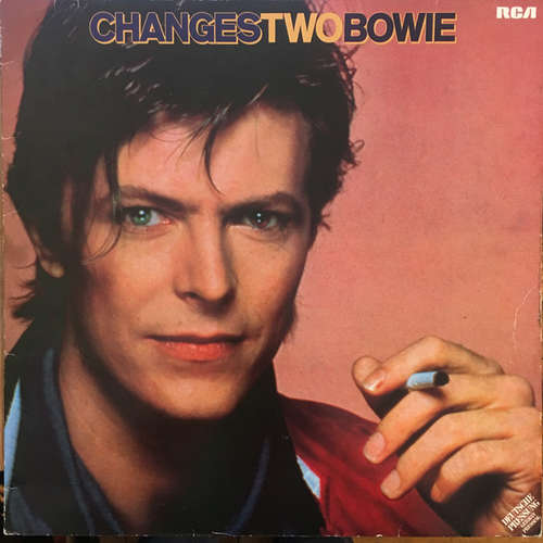 Cover David Bowie - ChangesTwoBowie (LP, Comp, RE) Schallplatten Ankauf