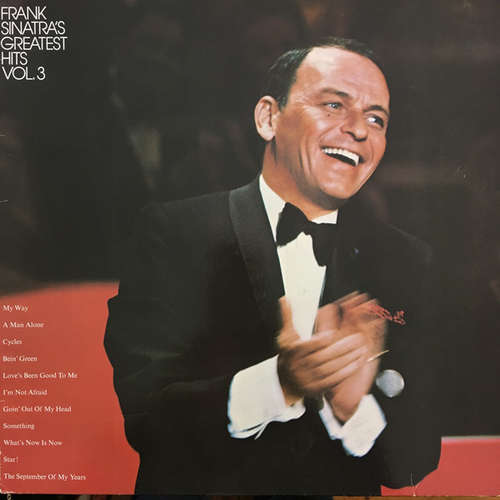 Bild Frank Sinatra - Frank Sinatra's Greatest Hits, Vol.3 (LP, Comp, RE) Schallplatten Ankauf