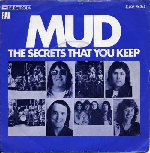 Cover zu Mud - The Secrets That You Keep (7, Single) Schallplatten Ankauf