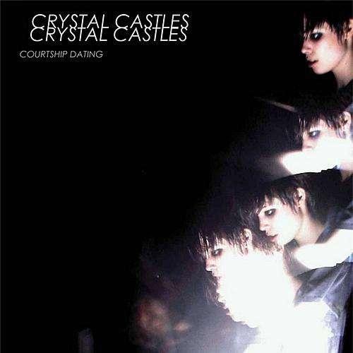 Cover Crystal Castles - Courtship Dating (7, Single) Schallplatten Ankauf
