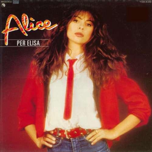 Cover zu Alice (4) - Per Elisa (LP, Album) Schallplatten Ankauf