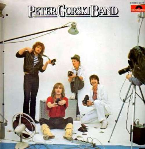 Cover zu Peter Gorski Band - Peter Gorski Band (LP, Album) Schallplatten Ankauf