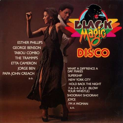 Bild Various - Black Magic Disco (LP, Comp) Schallplatten Ankauf