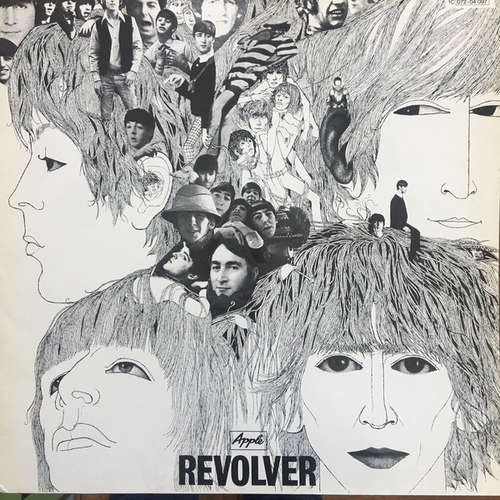 Cover The Beatles - Revolver (LP, Album, RE) Schallplatten Ankauf
