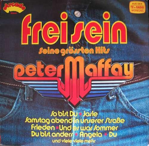 Bild Peter Maffay - Frei Sein - Seine Grössten Hits (LP, Comp) Schallplatten Ankauf