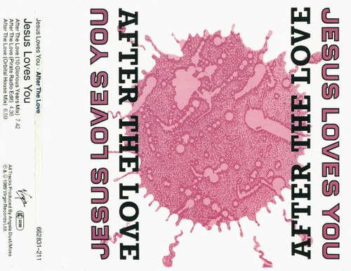 Bild Jesus Loves You - After The Love (CD, Maxi) Schallplatten Ankauf