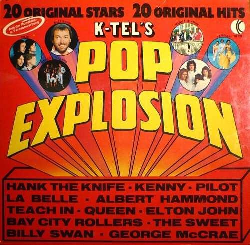 Bild Various - Pop Explosion (LP, Comp) Schallplatten Ankauf