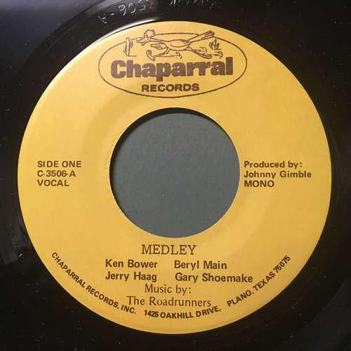 Cover Ken Bower, Beryl Main, Jerry Haag, Gary Shoemake, The Roadrunners (4) - Medley (7) Schallplatten Ankauf
