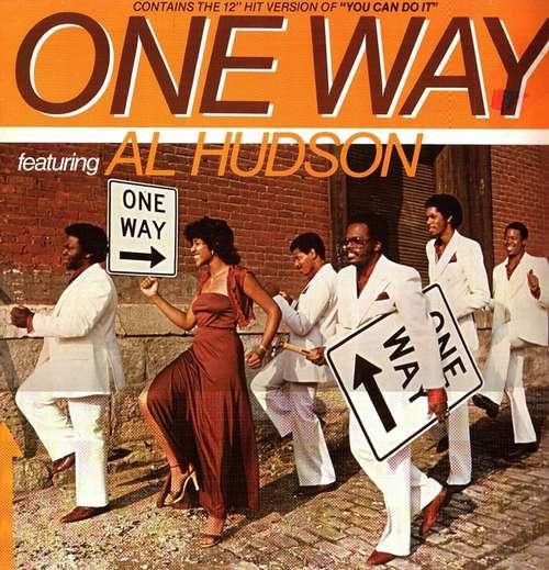 Bild One Way Featuring Al Hudson - One Way Featuring Al Hudson (LP, Album, M/Print) Schallplatten Ankauf