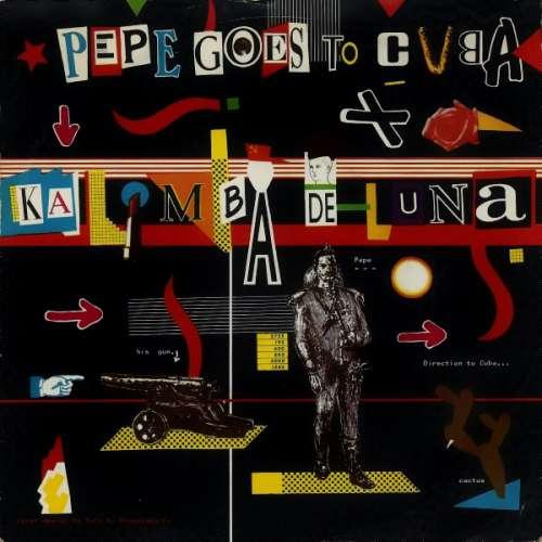 Bild Pepe Goes To Cuba - Kalimba De Luna (7, Single) Schallplatten Ankauf