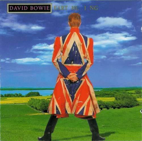 Cover David Bowie - Earthling (CD, Album) Schallplatten Ankauf
