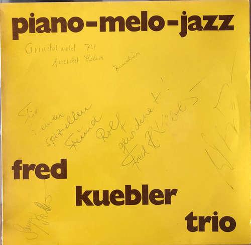 Cover Fred Kuebler Trio - Piano-Melo-Jazz (LP, Pri) Schallplatten Ankauf