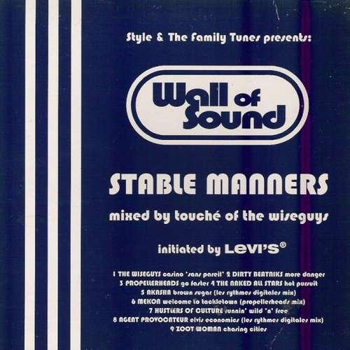 Bild Touché - Stable Manners (CD, Comp, Promo) Schallplatten Ankauf