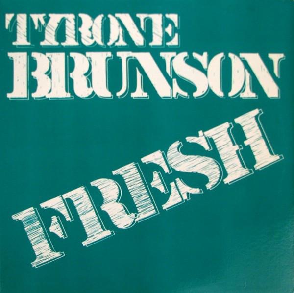 Bild Tyrone Brunson - Fresh (12) Schallplatten Ankauf