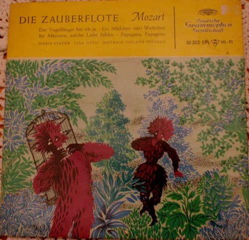 Bild Mozart* - RIAS Symphonie-Orchester Berlin, Ferenc Fricsay - Die Zauberflöte (Mozart) (7, EP, Mono, RE) Schallplatten Ankauf
