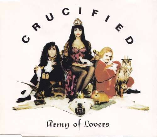 Bild Army Of Lovers - Crucified (CD, Maxi) Schallplatten Ankauf