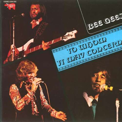 Bild Bee Gees - To Whom It May Concern (LP, Album, RE) Schallplatten Ankauf