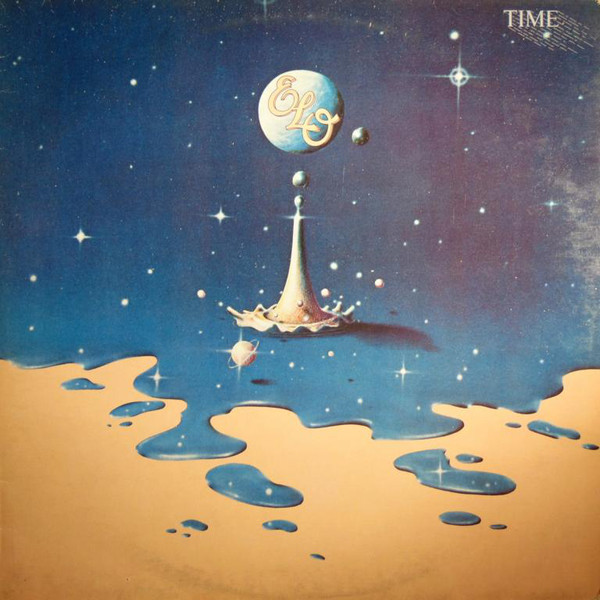 Cover Electric Light Orchestra - Time (LP, Album, Clu) Schallplatten Ankauf