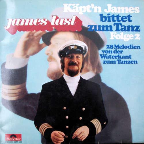 Cover James Last - Käpt'n James Bittet Zum Tanz Folge 2  (LP, Album) Schallplatten Ankauf