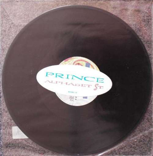 Cover Prince - Alphabet St. (12) Schallplatten Ankauf